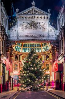 Leadenhall Christmas | by Nomadic Vision Photography