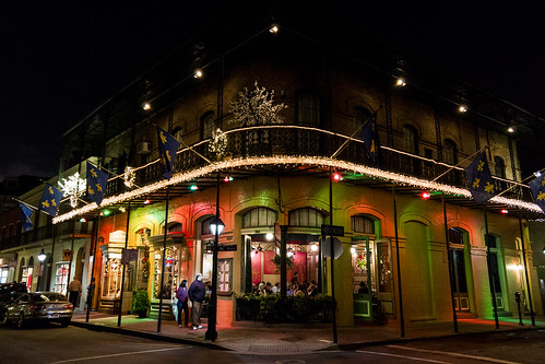 new orleans la colorful pere antoine restaurant accordin flickr. Black Bedroom Furniture Sets. Home Design Ideas