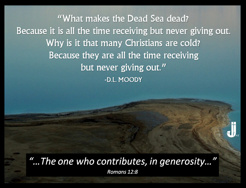 """Dl Moody Quotes Magnificent DL Moody Quote On Giving And Cold Christians """"What Makes Flickr"""