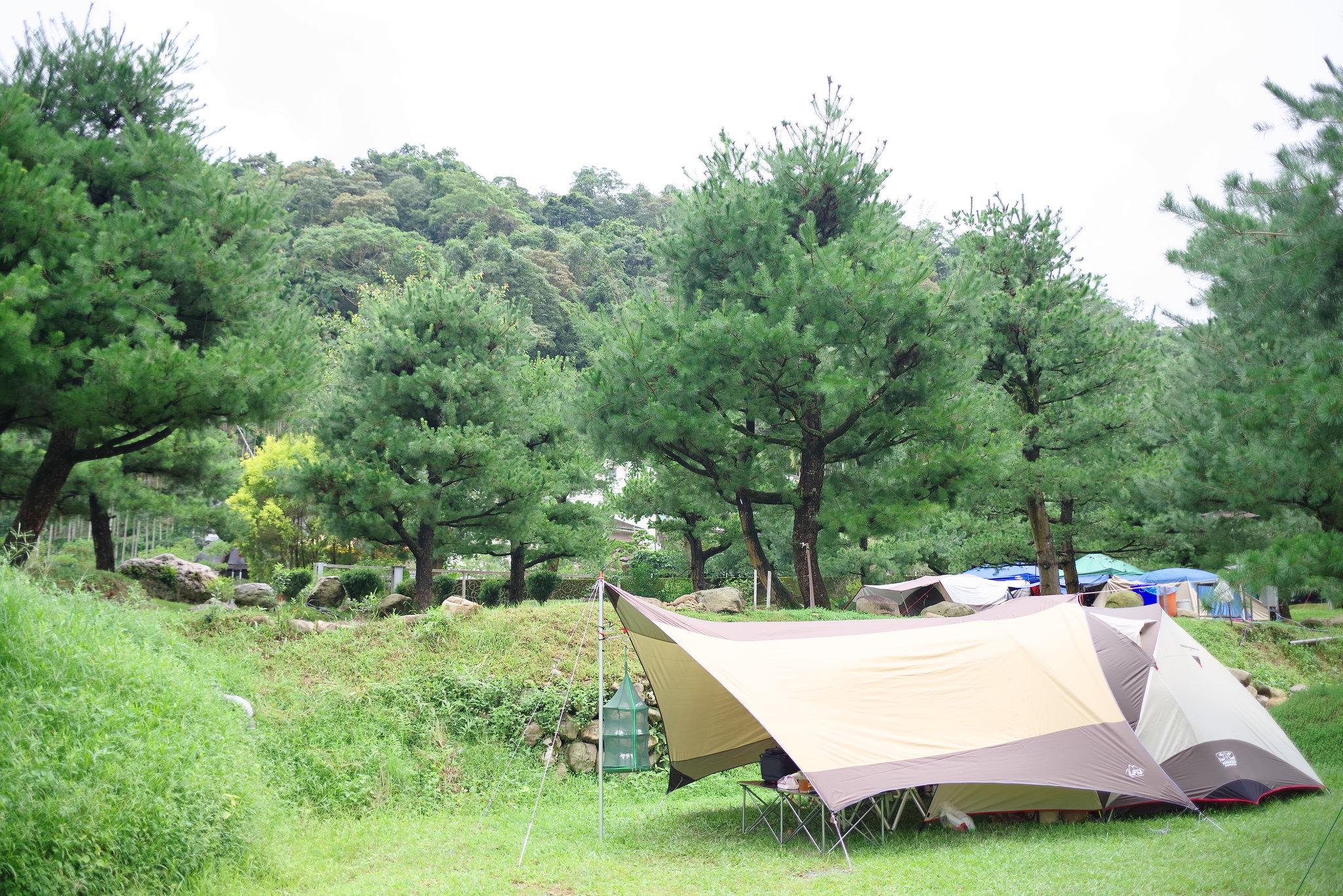 K-1 + FA*28-70mm F2.8 雙十雨天露營紀錄