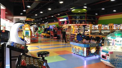 fun city forum mall