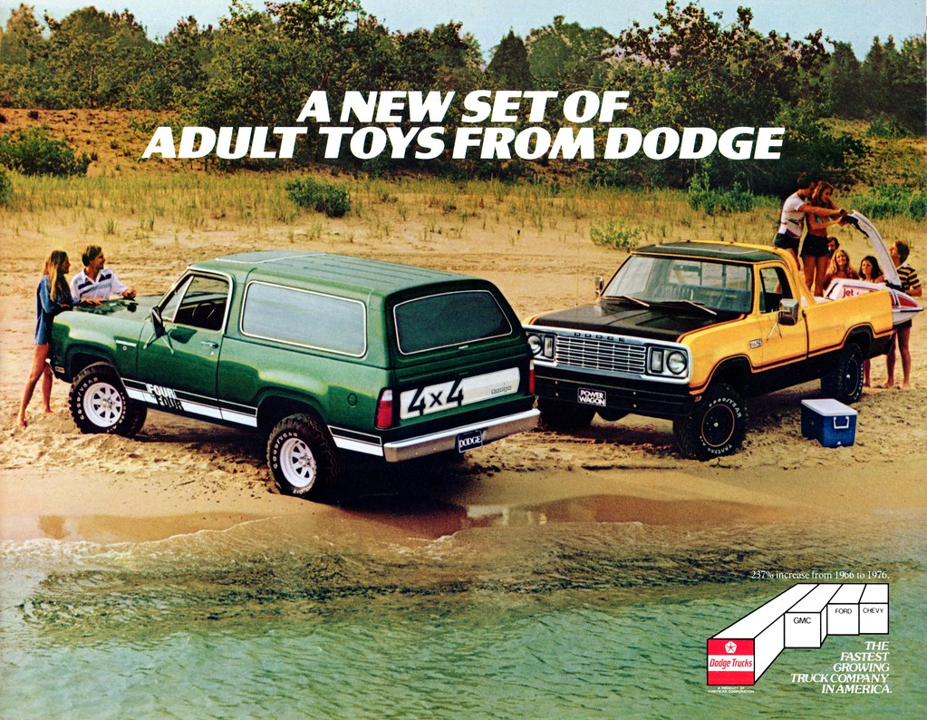 1978 Dodge Truck Electrical Diagram Power Wagon Adult Toys Alden Jewell Flickr Rh Com Wiring Fuel