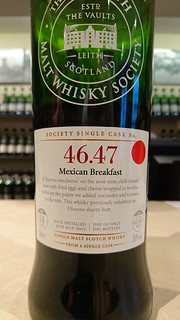 SMWS 46.47 - Mexican Breakfast