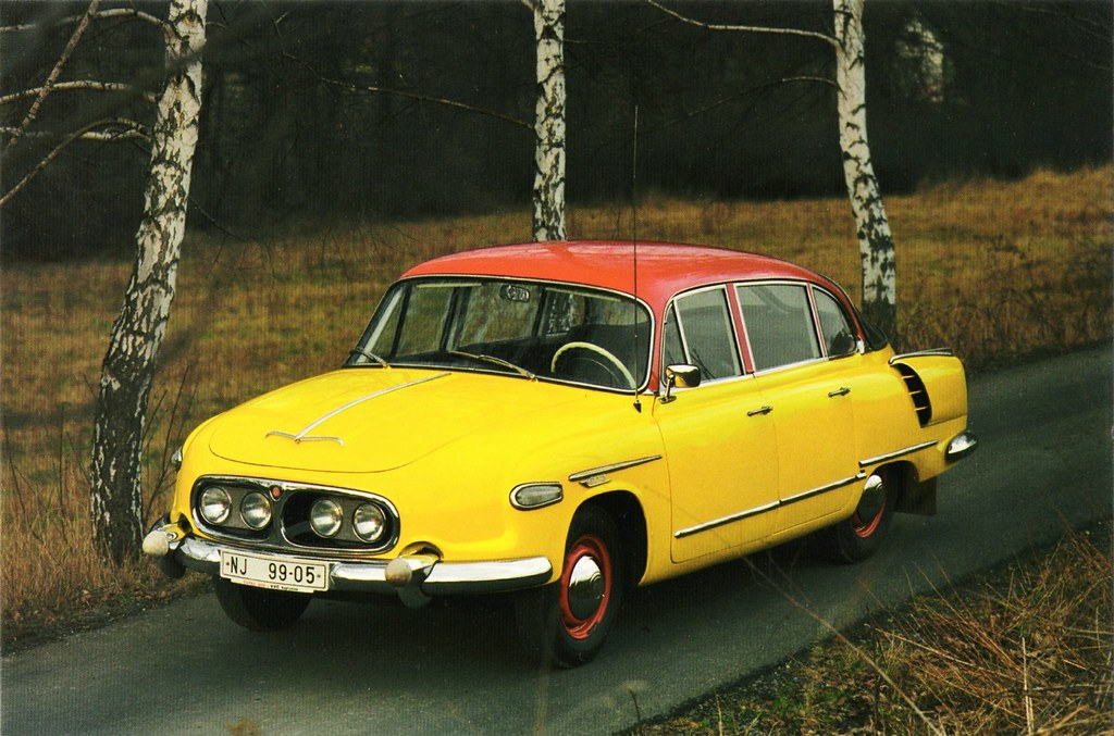 Life of the Party - 1975 Tatra T603 - Built for Czech - Hemmings ...