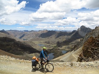On 4990m Punta Pumacocha | by Pikes On Bikes