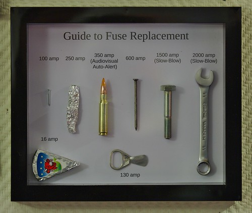 Guide to Fuse Replacement | by dvanzuijlekom