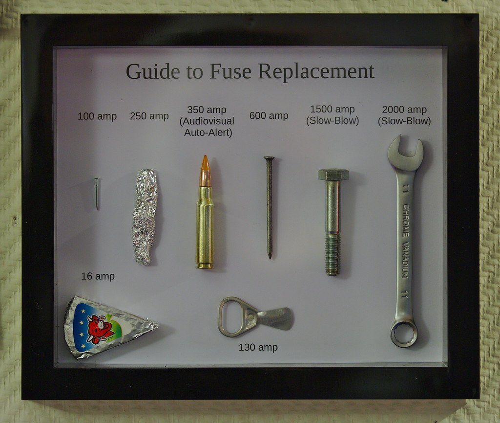 guide to fuse replacement a collection of umm \