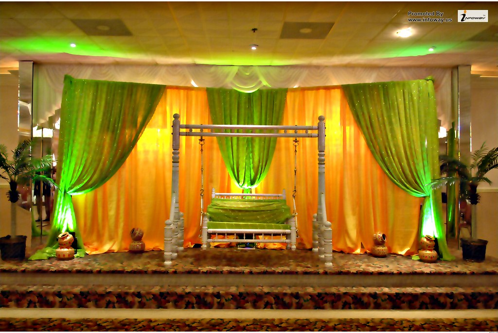 Cool Classic Theme Wedding Stage Decoration Ideas Cool Cla Flickr