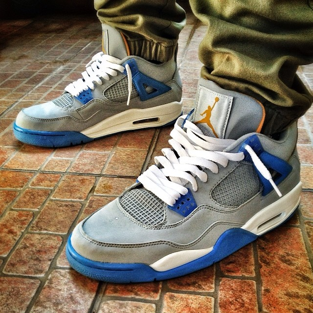 """JordanDepot on Twitter: """"IG Feature: Mist 4s. Would you rock? http ..."""
