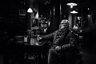 Wine, thoughts and inspirations...this is the poet's life | by Giulio Magnifico
