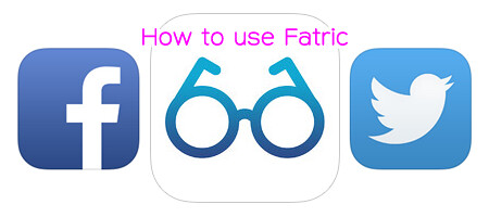 How_to_use_Fatric | by kazwoo215