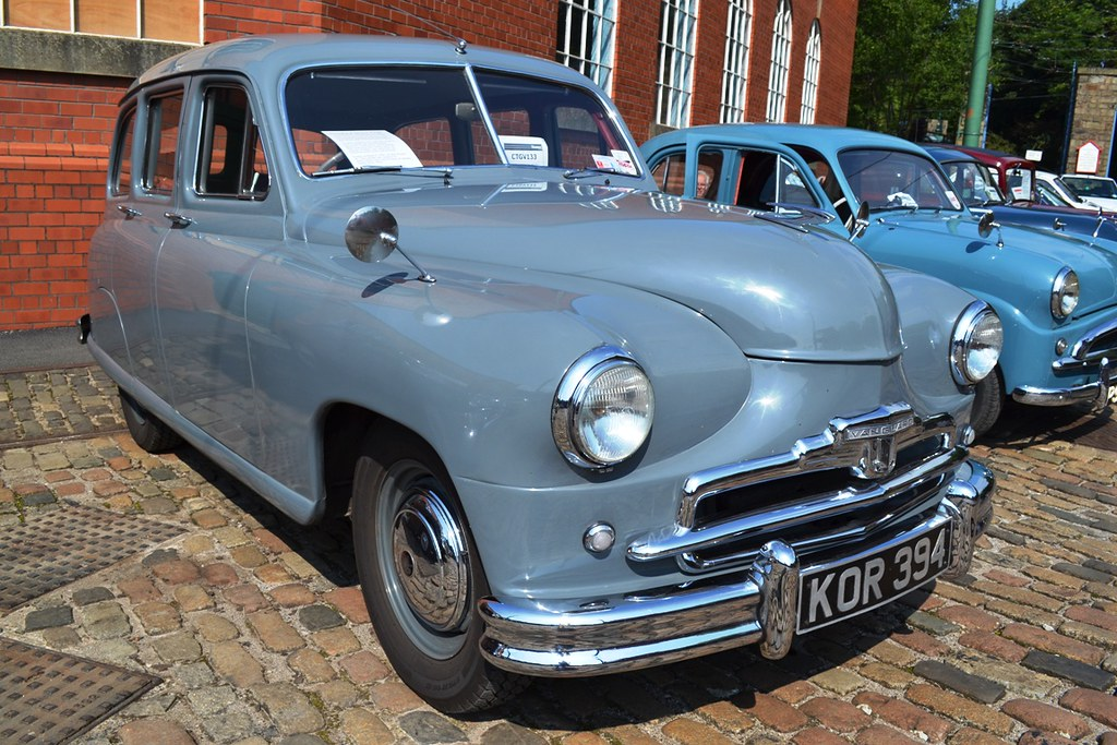 1952 Standard Vanguard Phase IA Estate – KOR 394 | This part… | Flickr