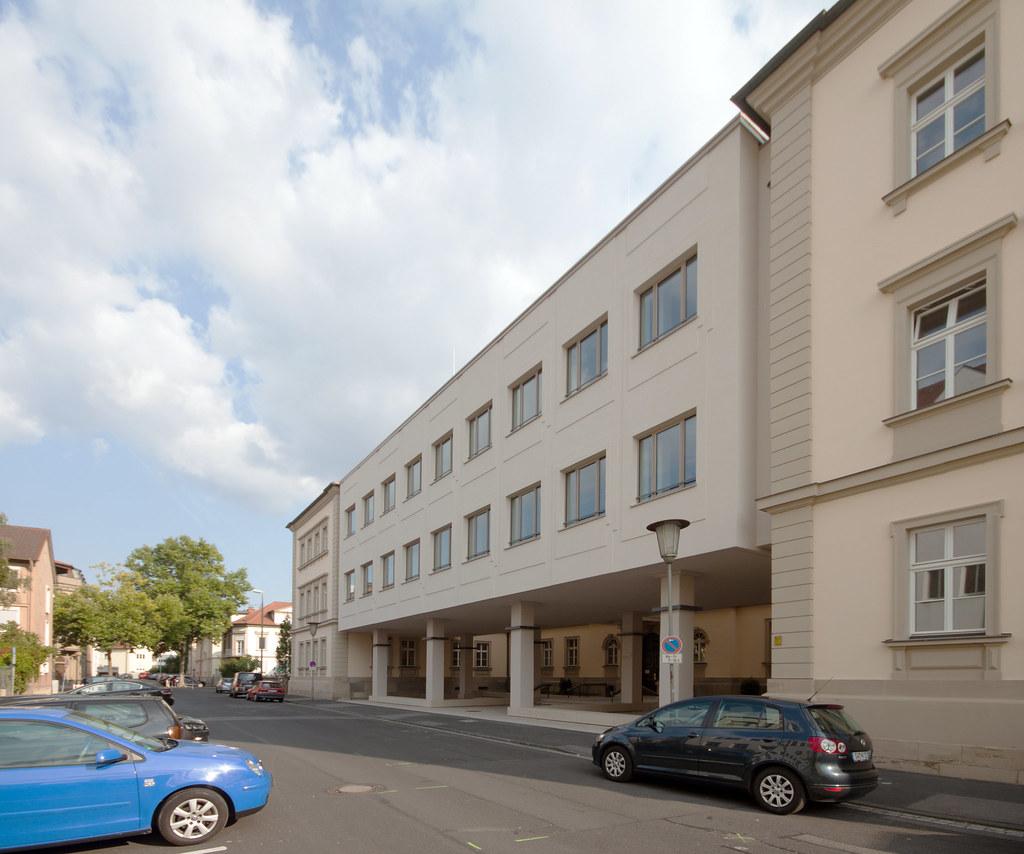 Architekten Schweinfurt schlicht lrecht architekten fassadensanierung bereich flickr