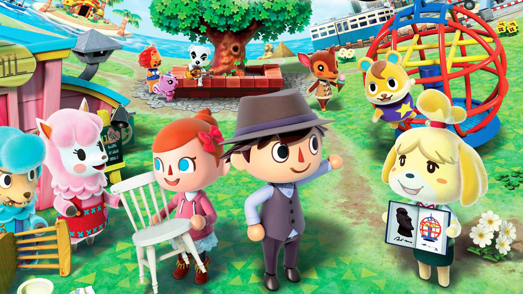 Animal Crossing: New Leaf Update Now Live