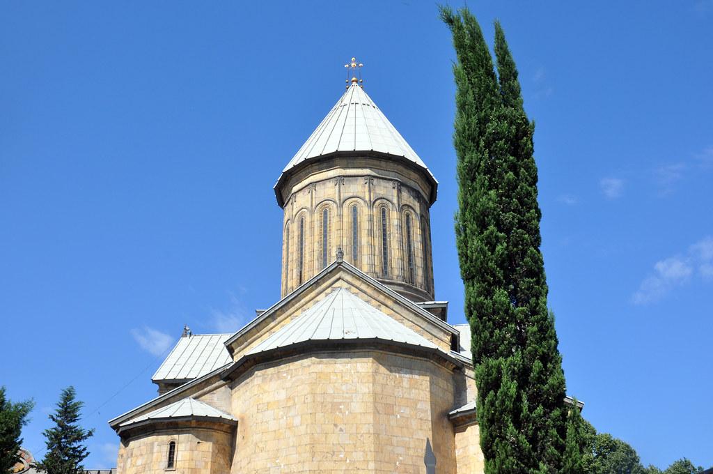 22 Церковь Сиони Тбилиси