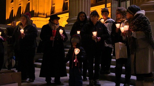 Candlelight Vigil for Children in Care