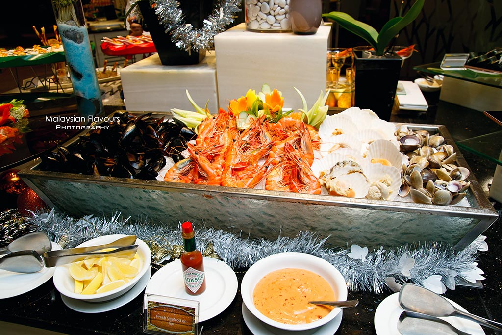 Eastin Hotel Kuala Lumpur Christmas Buffet 2016