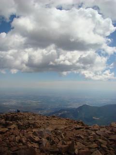 21 Uitzicht pikes peak