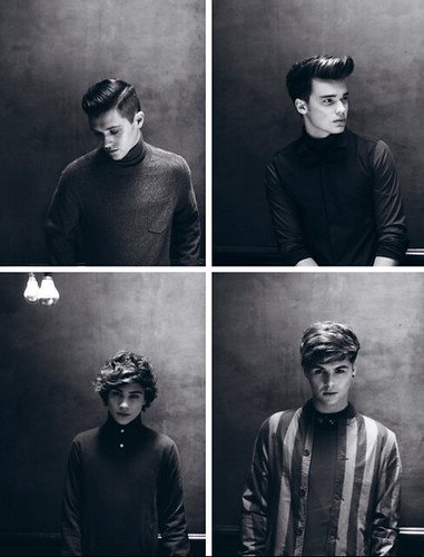 Union J / Boys By Girls | by Chad Burton