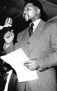Nelson Mandela: speaking in 1961 | by Christian Aid Images