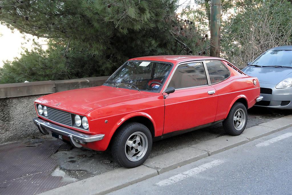 Fiat 128 Sport 1100   Maurizio Boi   Flickr