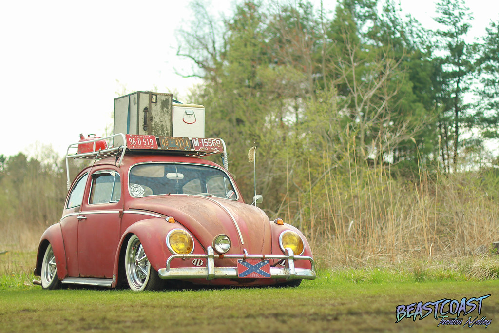 Very best VW Beetle at Staggered 2014 | Shot by me! Instagram is @tren… | Flickr PK68