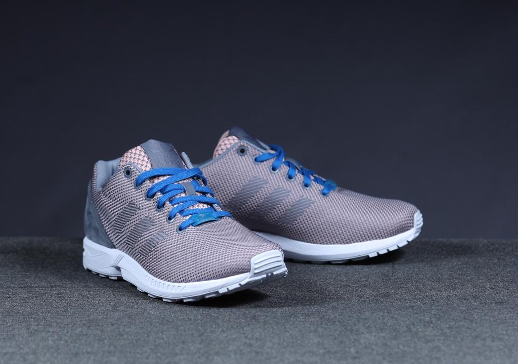 Love Adidas Originals Trainers ZX FLUX ADV VERVE Grey Core