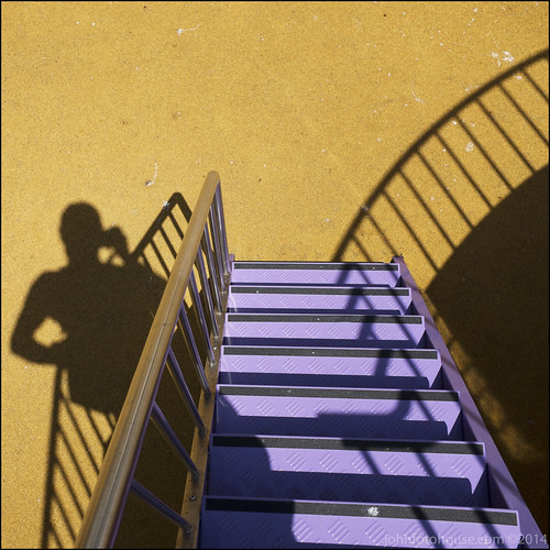 steps | shadow | lagos | by John FotoHouse