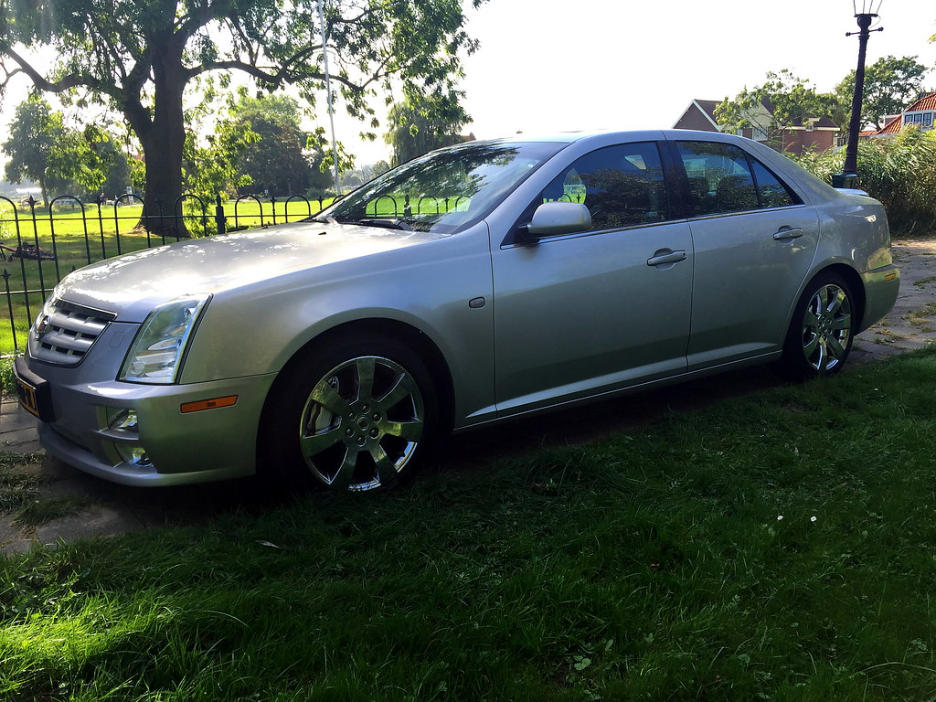 Cadillac Sts 2005 My Cadillac Sts Since September 2016 Wh Flickr