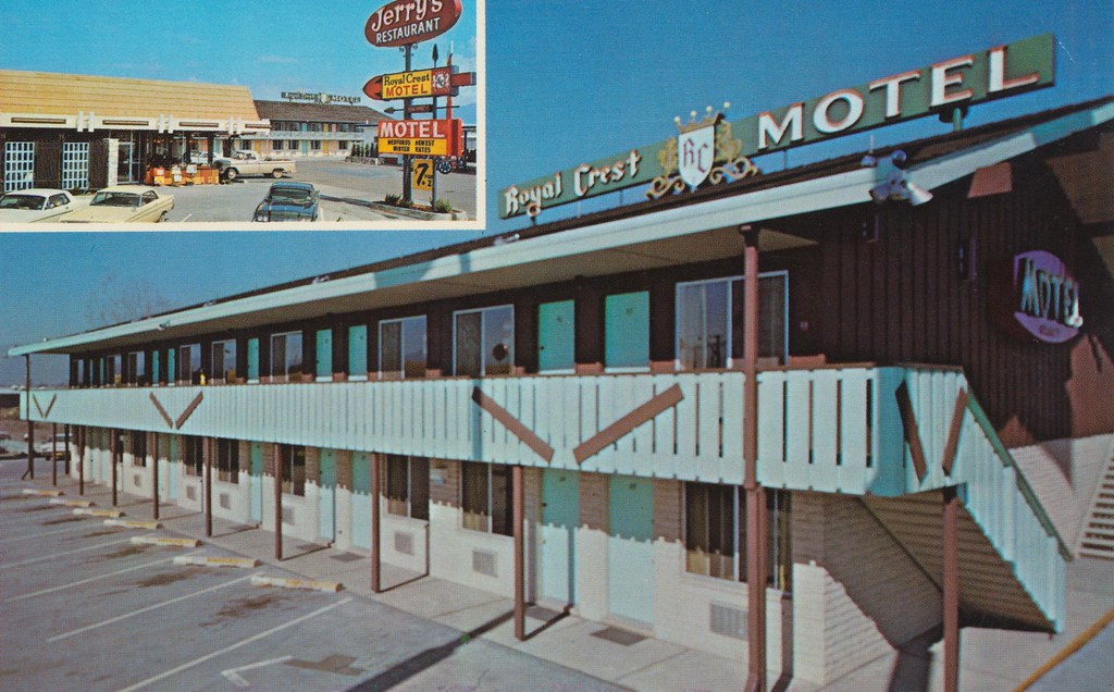 Royal Crest Motel - Medford, Oregon