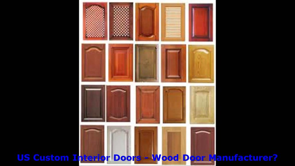 Us Custom Interior Doors Wood Door Manufacturer Us Custo Flickr