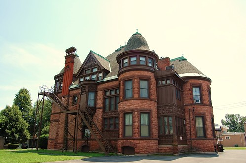 James Stevens Mansion Rome Ny This Is The Former