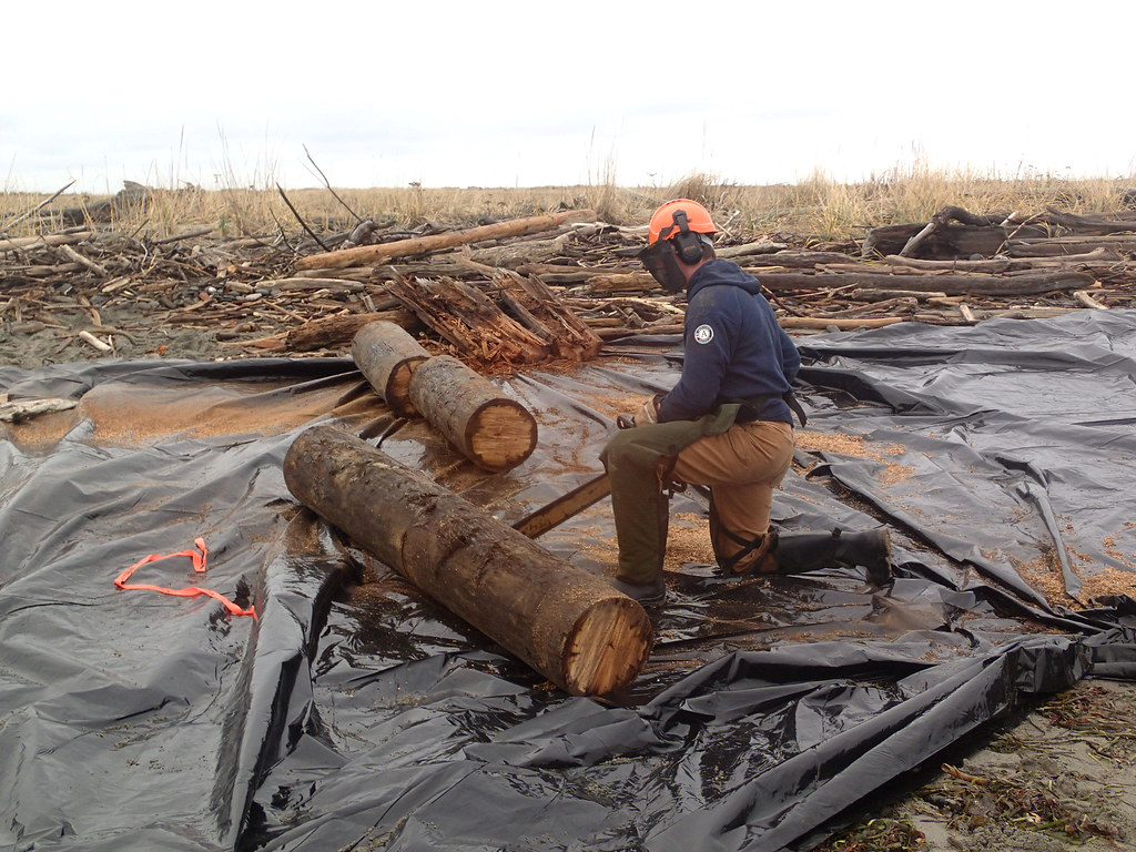 how to tell if wood is treated with creosote