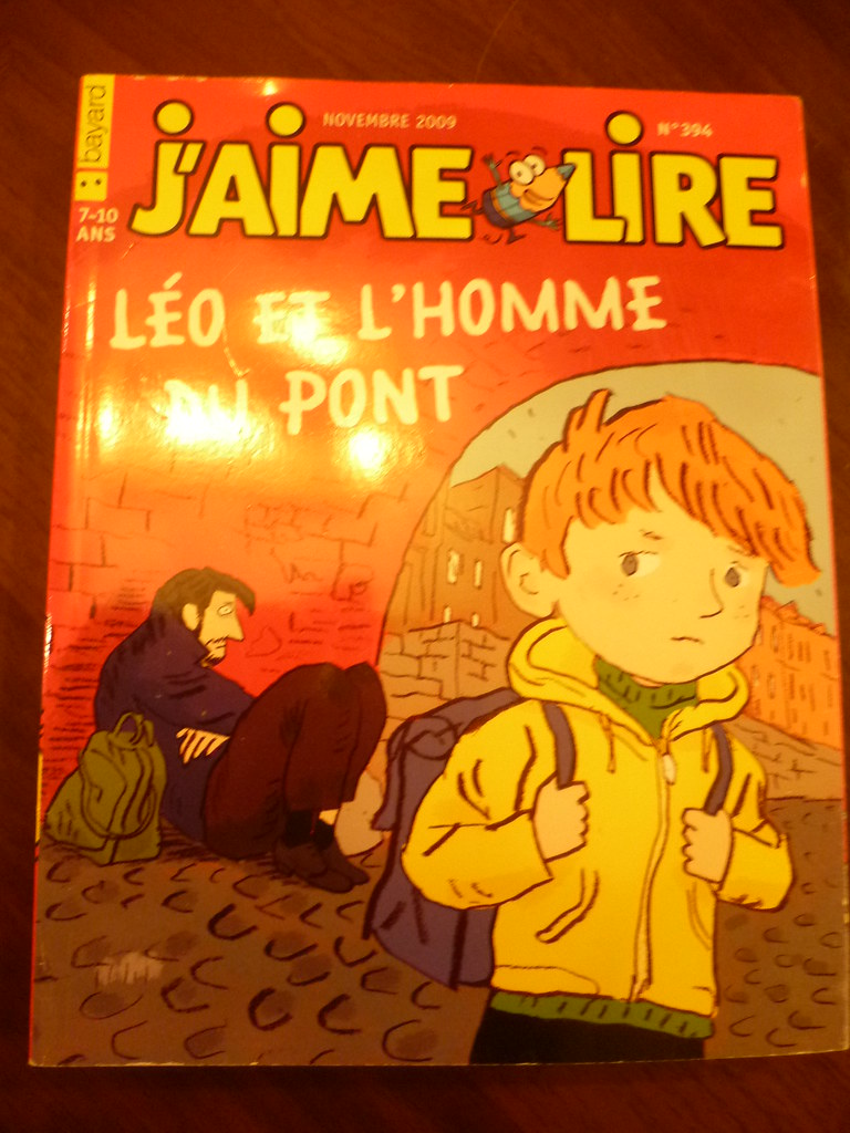 Jaime Lire Léon Et Lhomme Du Pont Ptitspandasflam Flickr