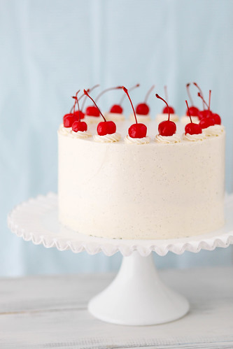 Cherry Layer Cake Recipe From Scratch