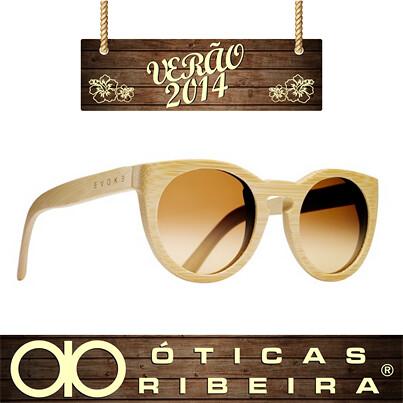 c54b702f8 Óculos de bamboo! | Óculos de sol em bamboo! Evoke Wood Seri… | Flickr