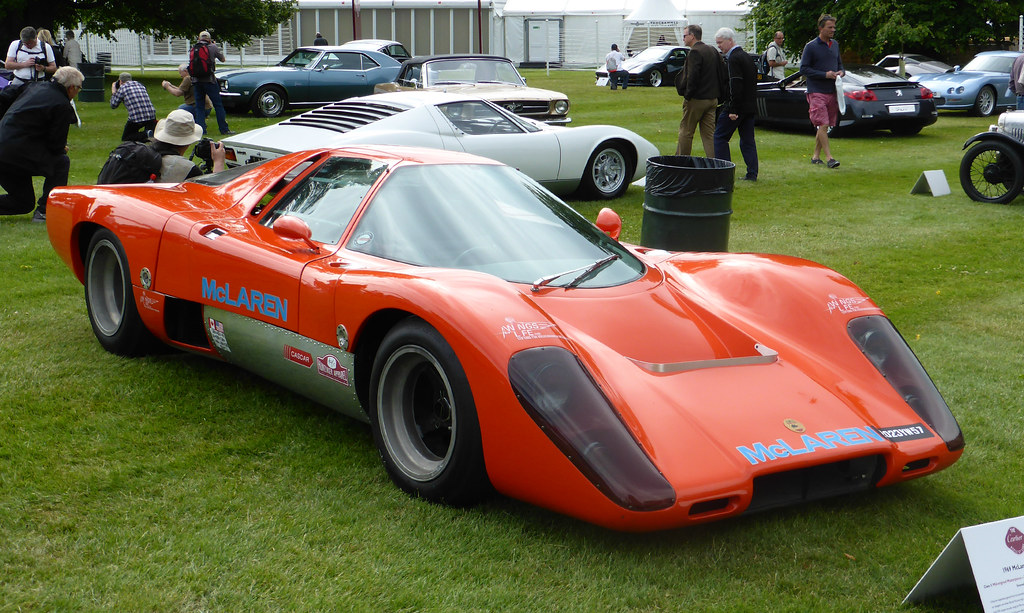 1969 mclaren m12 gt | using the experience gained from his s… | flickr