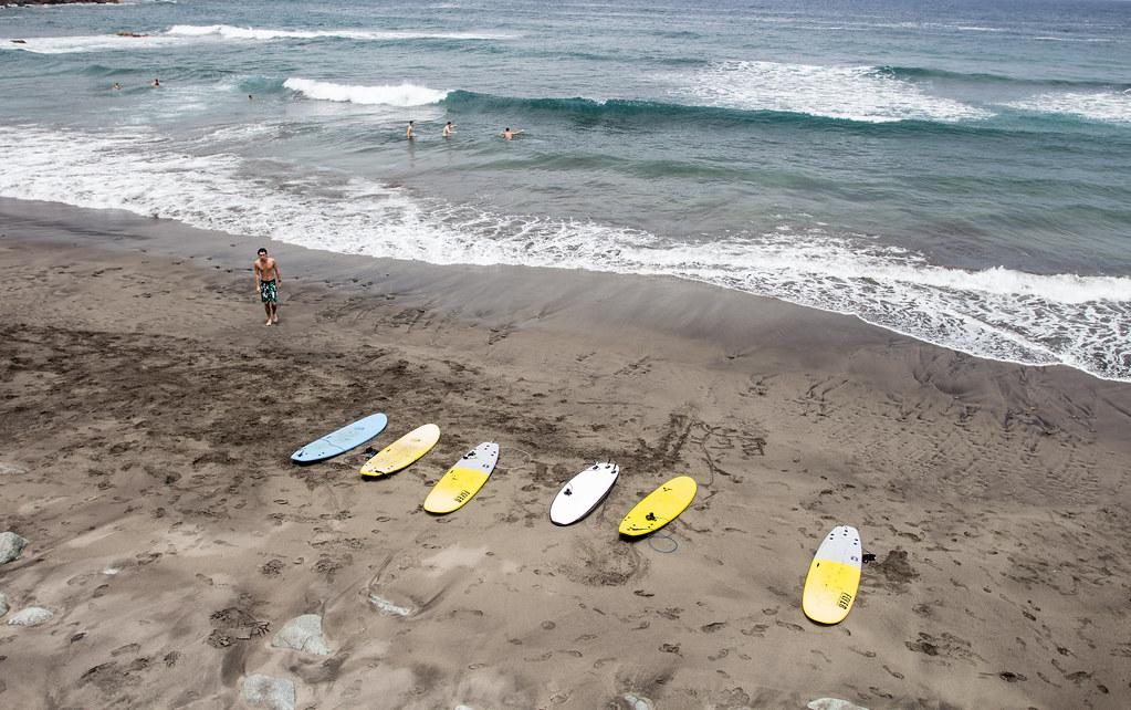 Playa Benijo - Almaciga - Tenerife