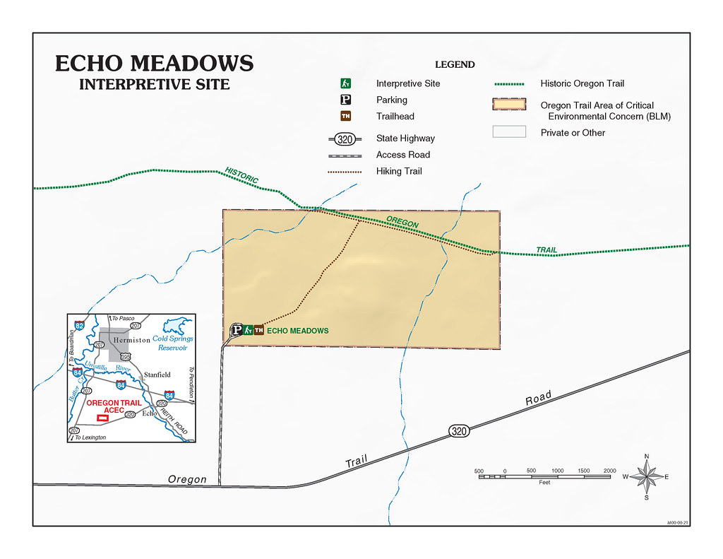 Echo Meadows Interpretive Site Take A Walk Through Time T Flickr