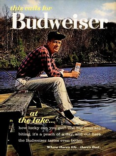 1962-this-calls-for-Budweiser-at-the-lake... | by jbrookston