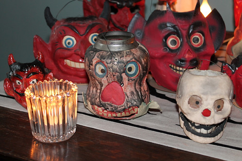 Haunted Trees, Devils and Skulls. Eeeeek!   Brenda ...