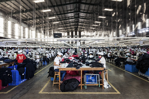 Ando International garment factory (Better Work Vietnam) | by ILO in Asia and the Pacific