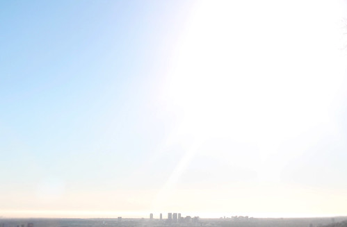 los angeles from griffith observatory | by TFA-LA Alumni