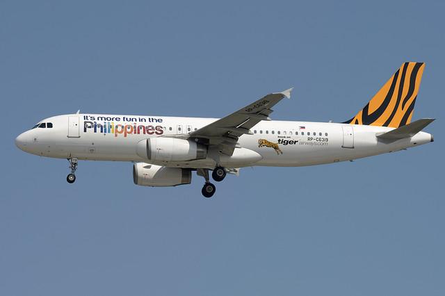 Tigerair Philippines Airbus A320 (RP-C6319) DSC7394