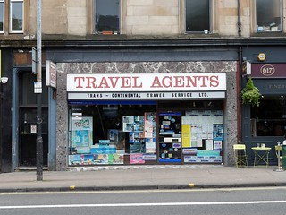 Travel Agents - 1 | by the justified sinner