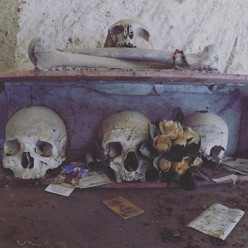 Cimitero Fontanelle Napoli