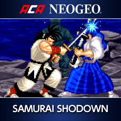 Arcade Archives Neo Geo Samurai Shodown
