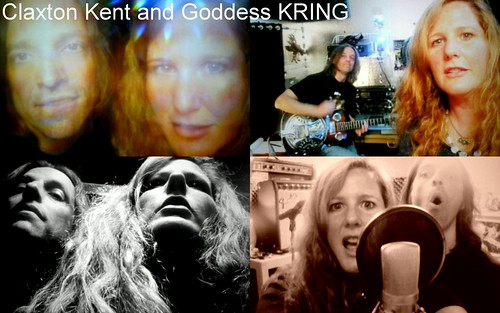 Claxton Kent and Goddess KRING | by shannonkringen