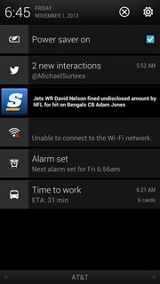Notifications Expanded Android | by Michael Surtees