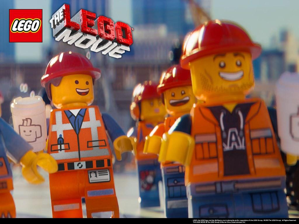 The Lego Movie Emmet Construction 1600x1200 Wallpaper Flickr